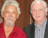 with David Suzuki 2010