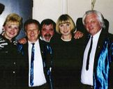 with Dinah Lee, Melbourne Concert Hall 1995