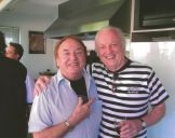 with Gerry Marsden 2011