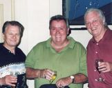 with Graham Broomfield and Billy Owens, Wallan 2004