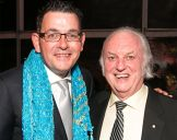 with Daniel Andrews 2015