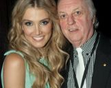 with Delta Goodrem 2012