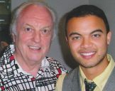 with Guy Sebastian 2011