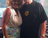 with Darlene Love 2015