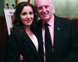 with Tina Arena 2014