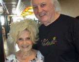 with Brenda Lee 2017