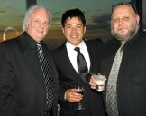 with Ralph Carr and Frank Stivala, Melbourne 2008