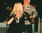 with Donna Fisk 2004