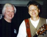 with Tommy Emmanuel, Nashville 1997
