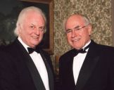 with John Howard, Melbourne 2007