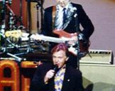 with Normie Rowe 1991