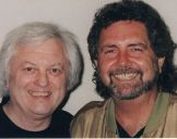with Thom Bresh, Nashville 1997