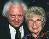 with Dr Ruth Chicago 1998